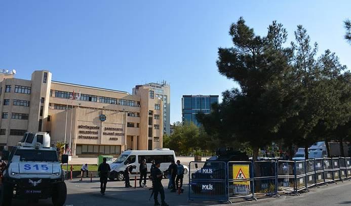 Diyarbakır Büyükşehir Belediyesi'nde 3 gözaltı daha