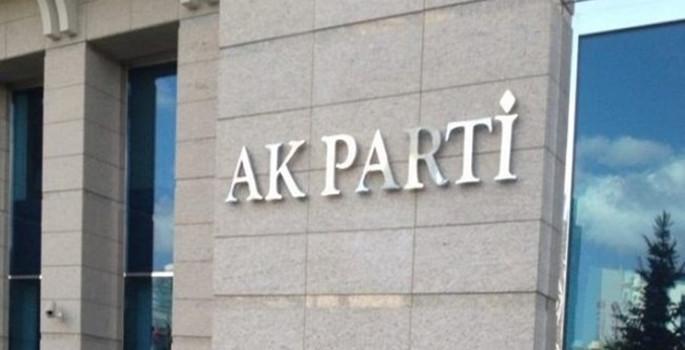 AK Parti Çorum il yönetimi istifa etti