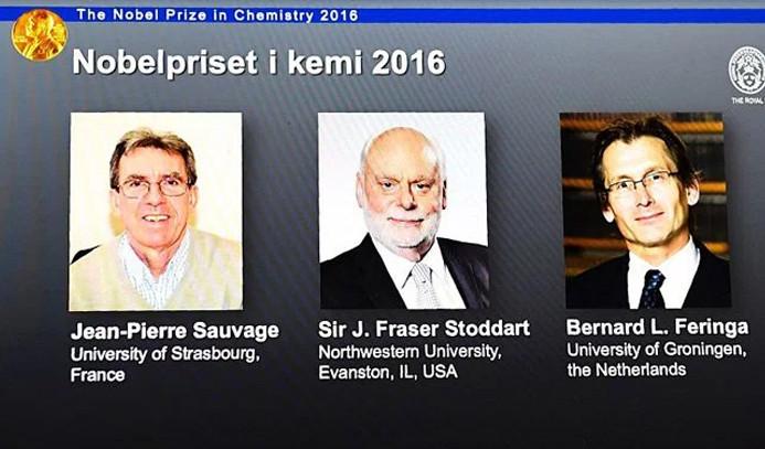 Nobel Kimya Ödülü 3 ismin
