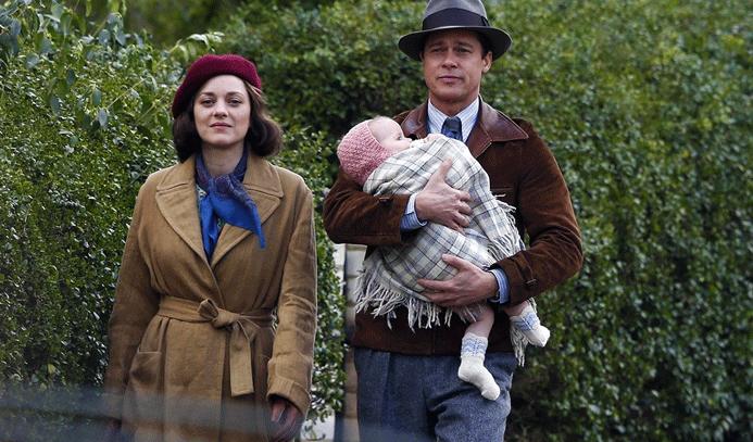 Brad Pitt'in son filminden yeni fragman