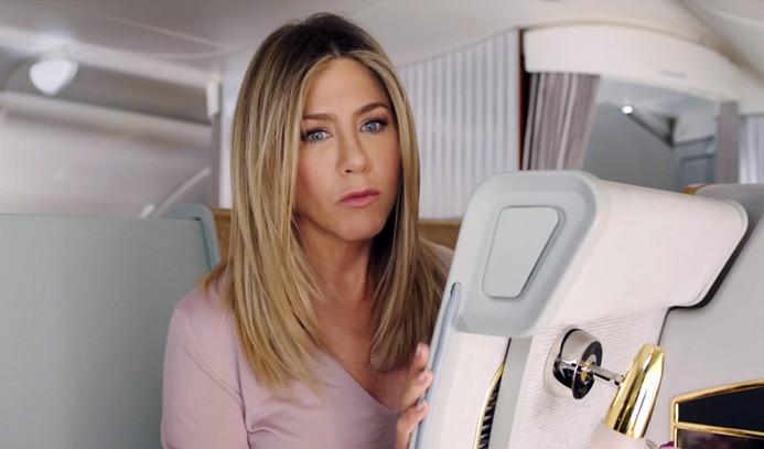 Ünlü oyuncu Emirates'in reklamında oynadı