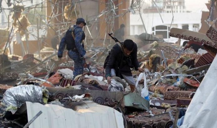 Yemen'de ölü sayısı artıyor