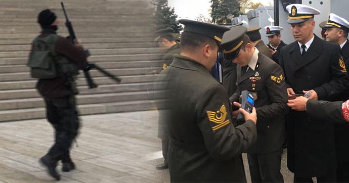 Anıtkabir'de sıkı güvenlik önlemleri