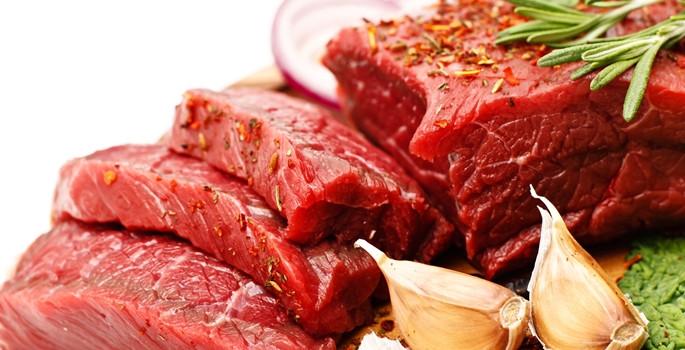 Kırmızı et üretimi yüzde 3,8 arttı