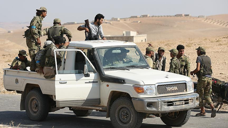 YPG, Fırat'ın doğusuna çekiliyor