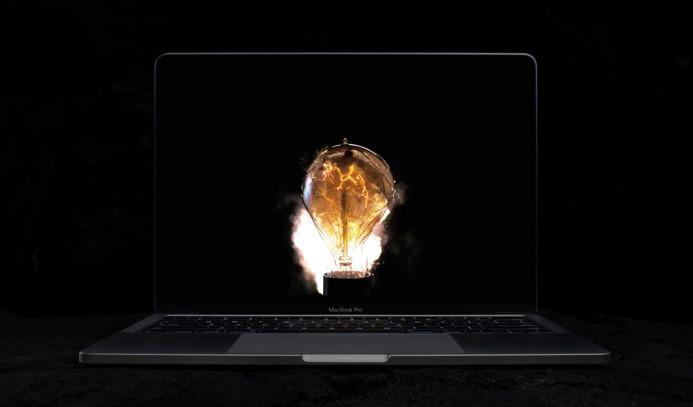 Apple'dan olağanüstü MacBook Pro reklamı