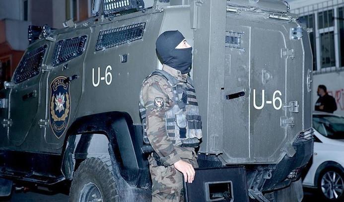 İstanbul'da terör operasyonu: 25 gözaltı
