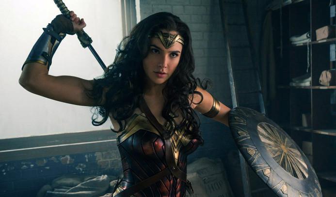 Wonder Woman'dan resmi fragman