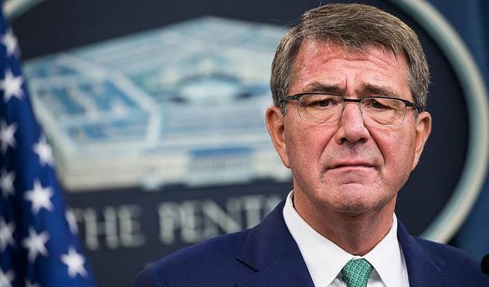 ABD Savunma Bakanı Carter'dan 'Rakka' mesajı