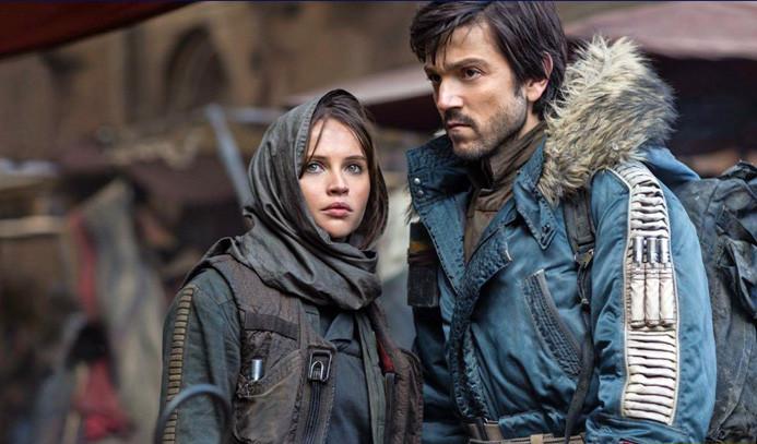 Rogue One: A Star Wars Story yeni fragman