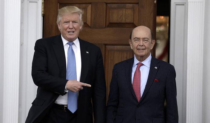 Trump, ticaret bakanı adayını açıkladı