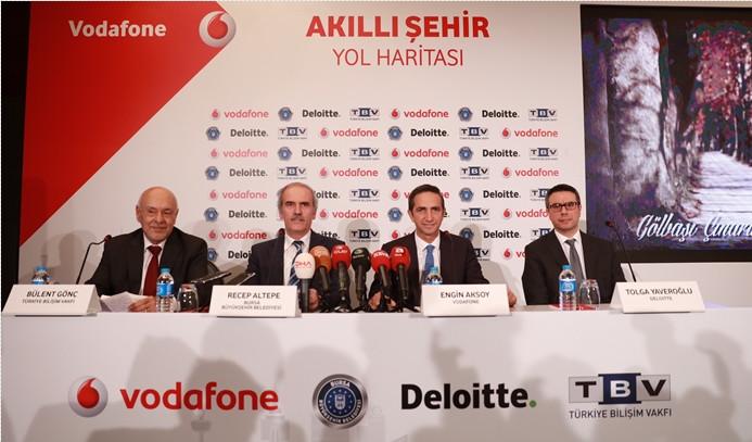 Akıllı şehirlerin startı Bursa'dan verildi