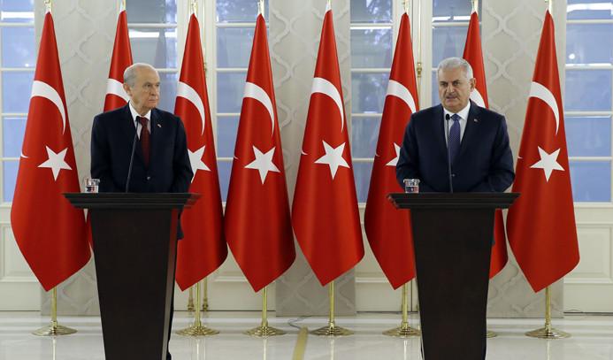 AK Parti ve MHP anlaştı, teklif haftaya Meclis'te