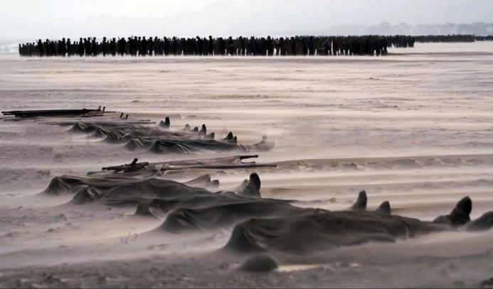 Dunkirk filminden ilk fragman