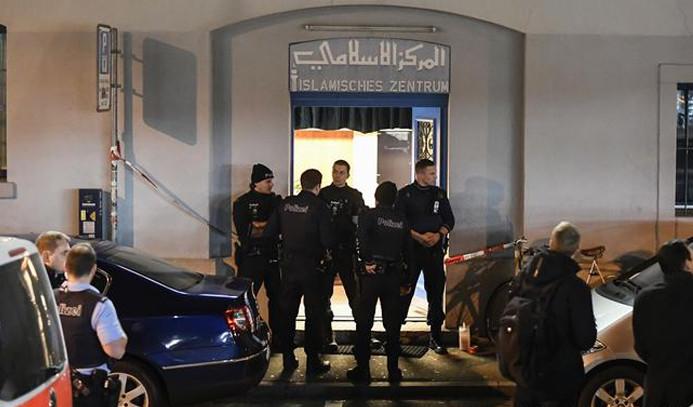 Camiye saldıran kişi ölü bulundu