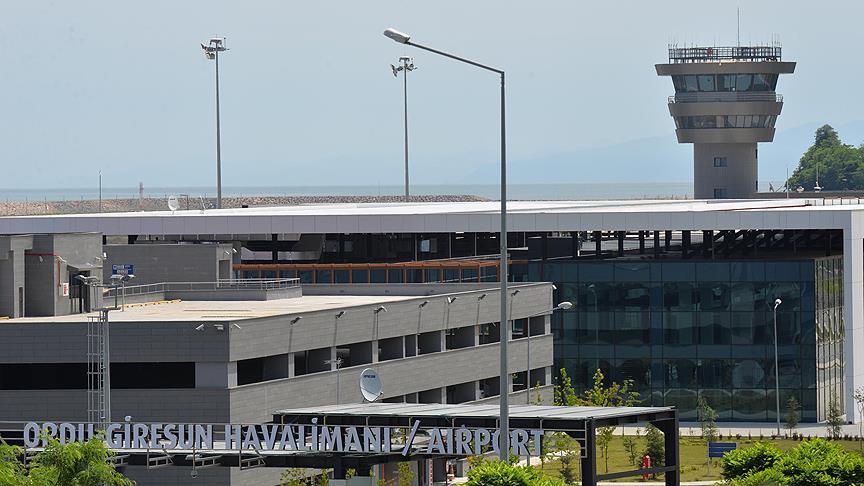 Ordu-Giresun Havalimanı 1 milyon yolcu ağırladı