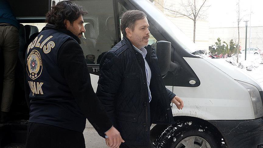 Uşak Üniversitesi Rektörü tutuklandı