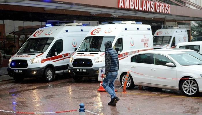 Karakola saldırı: 5 polis yaralı