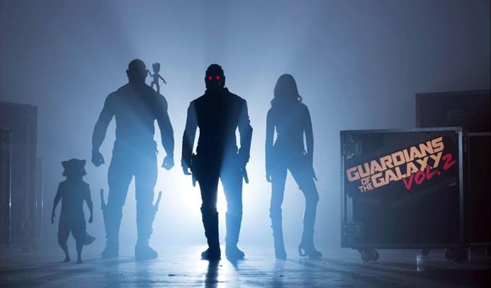 Guardians of the Galaxy Vol. 2'den fragman