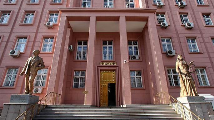 Yargıtay'dan 'Beştepe'de tören' açıklaması