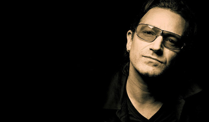 Bono'dan Boko Haram kurbanlarına yardım eli!