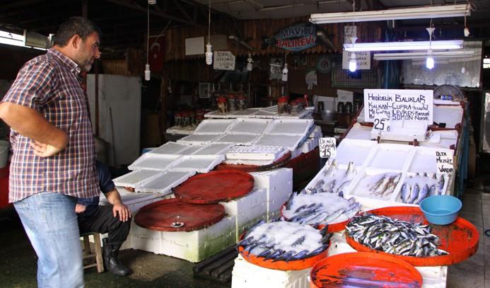 Doğu Karadenizli balıkçılar 'hava'ya takıldı