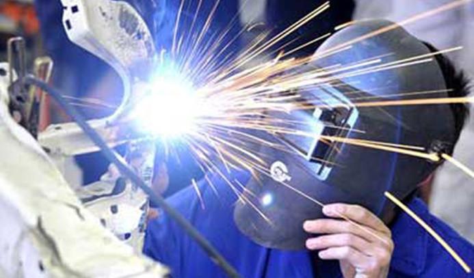 ABD'de imalat sanayi sektörü daraldı