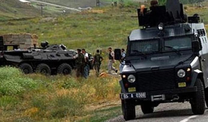 Bitlis'te terör saldırısı: 2 asker yaralı