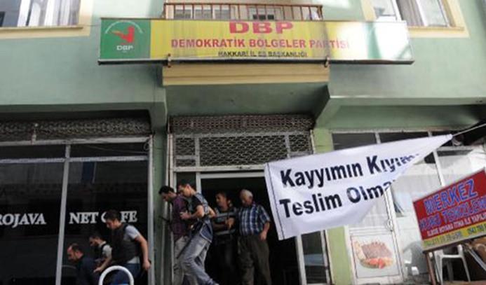 DBP'ye operasyon: 27 gözaltı