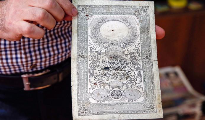 Benzersiz Osmanlı parası bulundu
