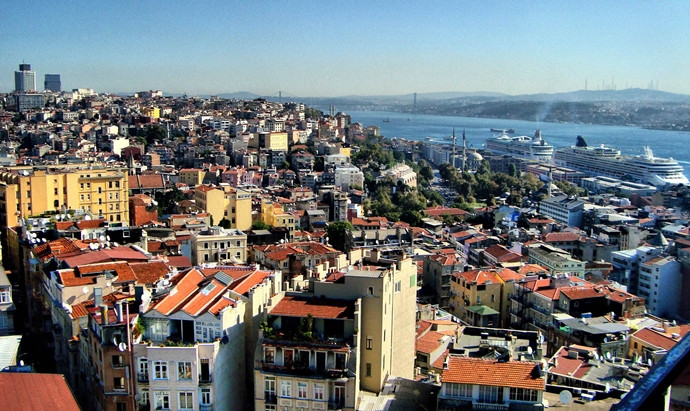 'İstanbul'da konut fiyatları hala düşük'