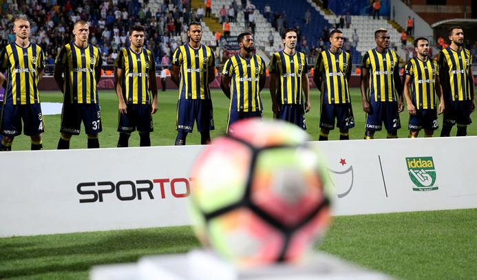 Fenerbahçe 3 puanı 5 golle aldı