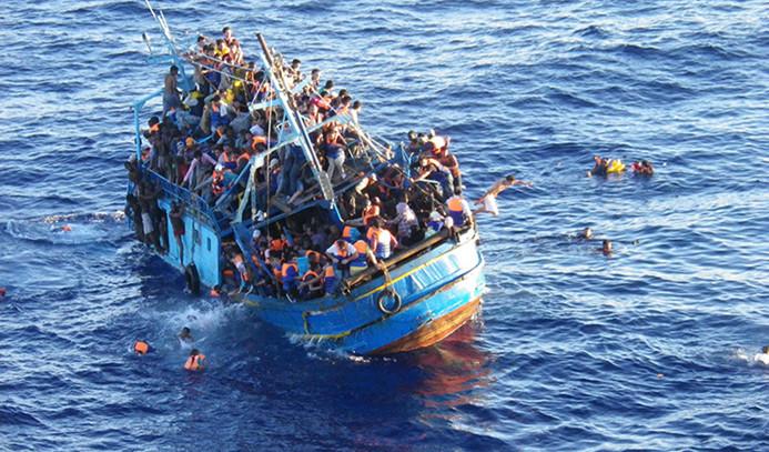 Mülteci geçişlerinde endişelendiren artış