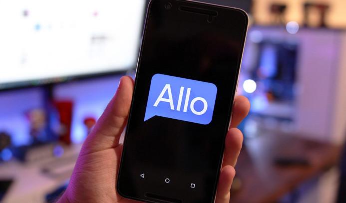 Google'dan Allo uygulaması