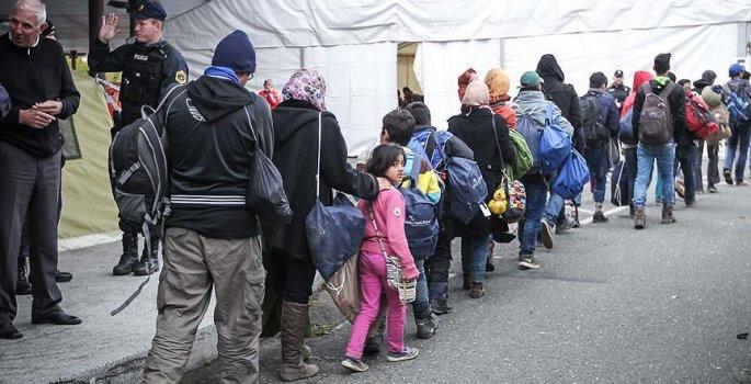 BAE 15 bin Suriyeli mülteci alacak