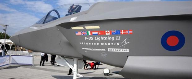 Ülkelerin savaş makinesi F35 siparişleri