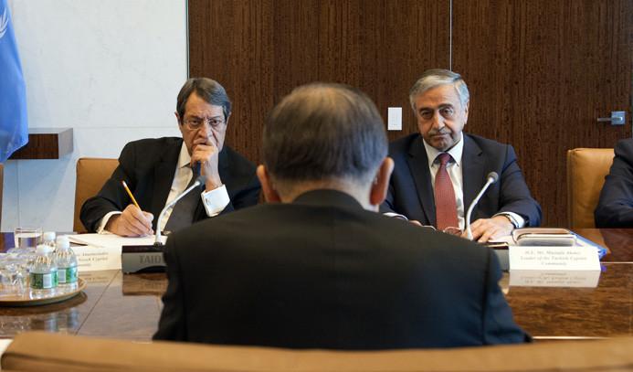 BM'de Kıbrıs görüşmesi