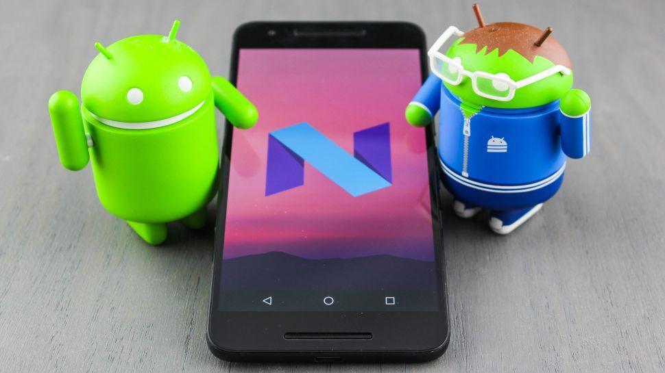 Android 7.0 Nougat geldi!