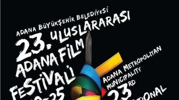 Adana Film Festivali kapılarını açıyor
