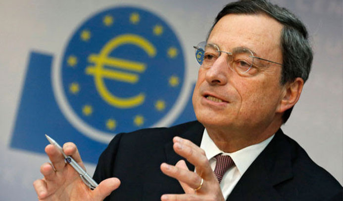 Draghi'den 'şahin' açıklamalar