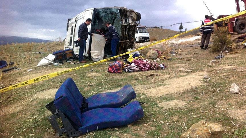 Bayramların trafik bilançosu:457 ölü, 62 bin yaralı