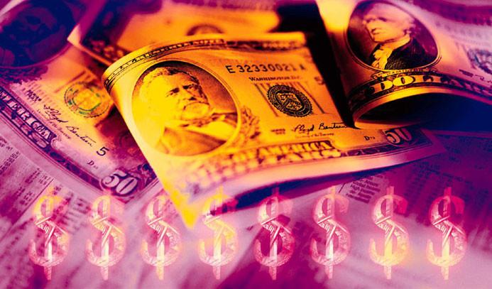 Dolarda düşüş yüzde 3'e yaklaştı