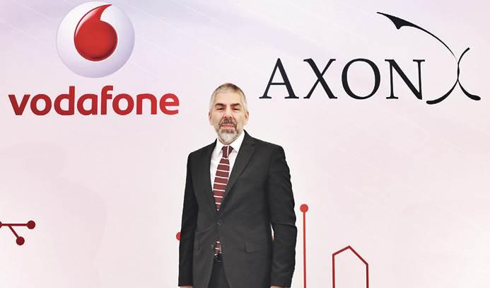 Vodafone ve Axon'dan 'fiber' reçetesi