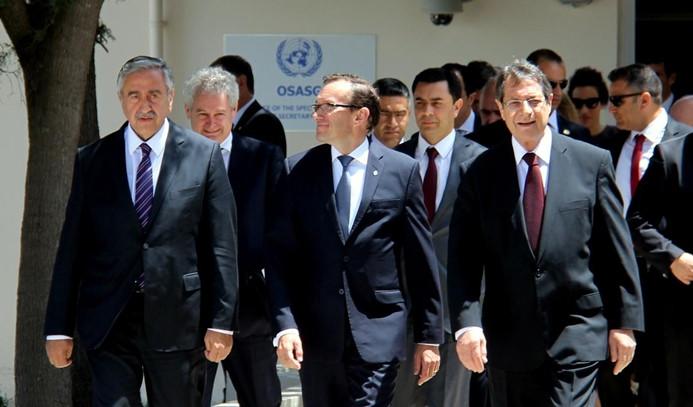 Kıbrıs'ta müzakereler bu ay sonuçlanacak