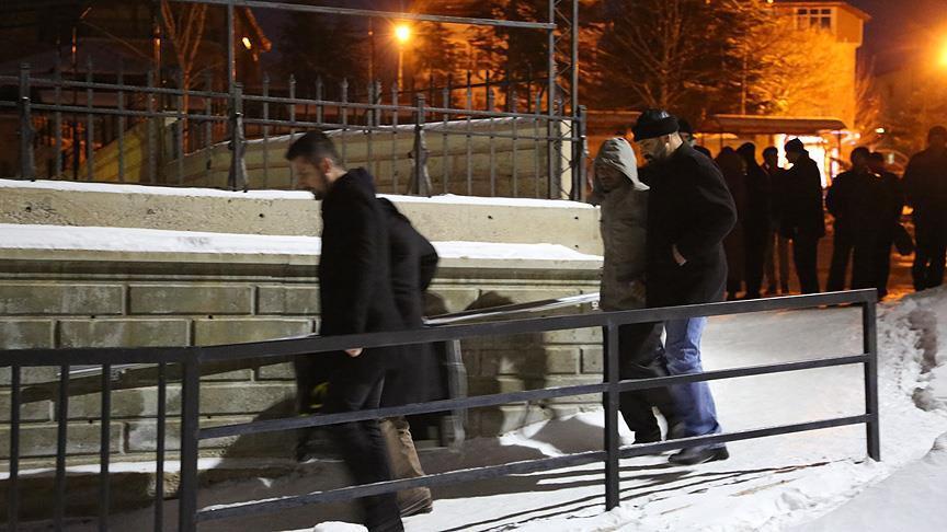8 ildeki FETÖ soruşturmasında 12 tutuklama