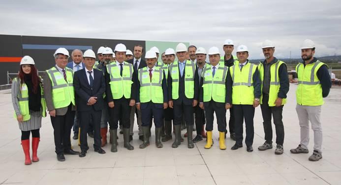 Lojistik Köy, Samsun'un ihracatını artıracak