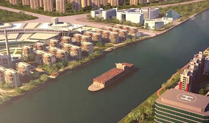 Dev projeler hızlandı, Kanal İstanbul'un temeli 2018'de atılıyor