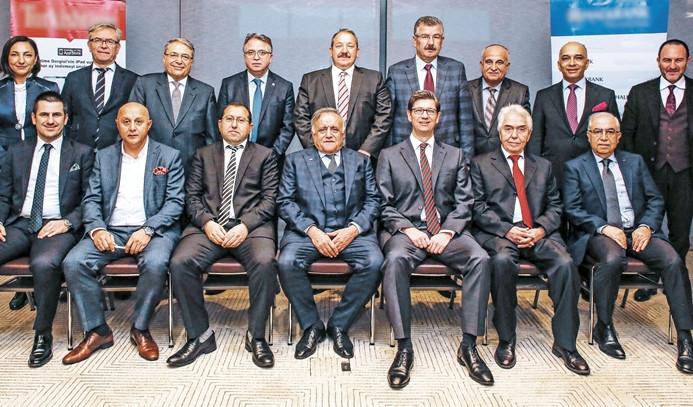 Hububat sektörü potansiyelini ortak akıl toplantısında masaya yatırdı
