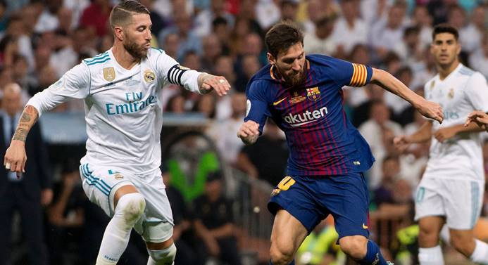 La Liga'da El Clasico heyecanı