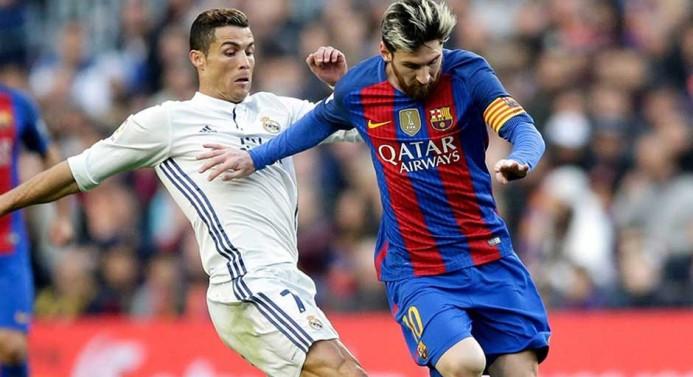 Real Madrid lider Barcelona'yı konuk ediyor